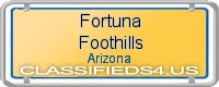 Fortuna Foothills board